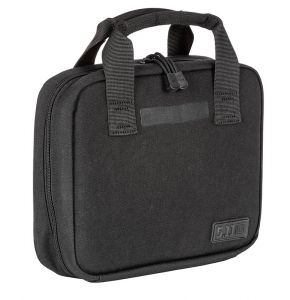 5.11 Double Pistol Case - Schwarz