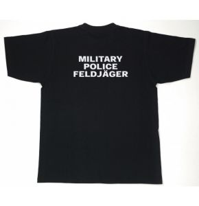 T-Shirt MP/Feldjäger