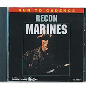 RECON Marines - CD´s Original aus den USA - 41 minutes of Spirit, Tradition and Motivation! - Nr. CD1983