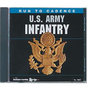 U.S. Army Infantry - CD´s Original aus den USA - 42 minutes of Spirit, Tradition and Motivation! - Nr. CD1984
