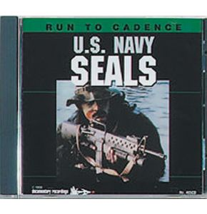 U.S. Navy Seals - CD´s Original aus den USA - 42 minutes of Spirit, Tradition and Motivation! - Nr. CD1985