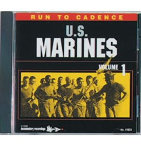 U.S. Marines Vol. 1 - CD´s Original aus den USA - 40 minutes of Spirit, Tradition and Motivation! - Nr. CD1986