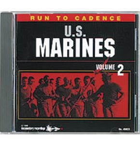 U.S. Marines Vol. 2 - CD´s Original aus den USA - 48 minutes of Spirit, Tradition and Motivation! - Nr. CD1988