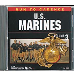 U.S. Marines Vol. 3 - CD´s Original aus den USA - 45 minutes of Spirit, Tradition and Motivation! - Nr. CD1989