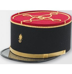 Kepi Adjudant Chef Adjudant Major Legion