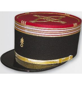 Kepi LT. Colonel Legion