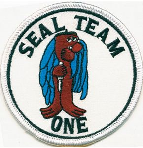 SEAL TEAM ONE Aufnäher - Nr. NV4818