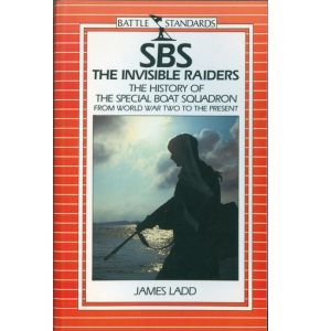Buch SBS-The invisible Raiders