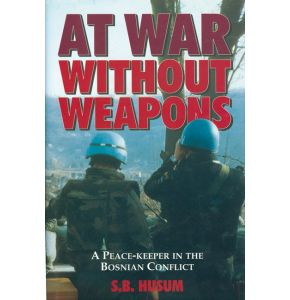Buch - At War without Weapons