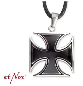 "Anhänger ""Black Iron Cross"""