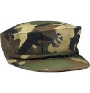 "USMC ""Fatigue Cap"" - Woodland"